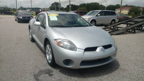 2007 Mitsubishi Eclipse for sale at Kelly & Kelly Supermarket of Cars in Fayetteville NC