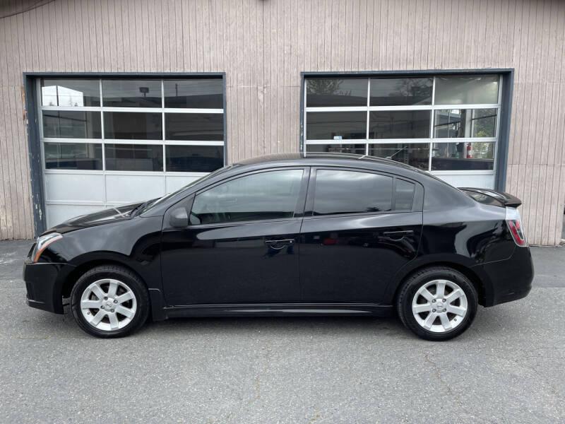 2012 Nissan Sentra for sale at Westside Motors in Mount Vernon WA