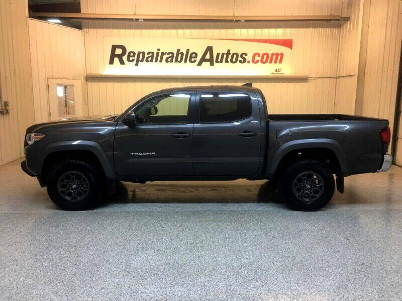 2018 Toyota Tacoma SR Double Cab 5  Bed V6 4x4 AT - Strasburg ND
