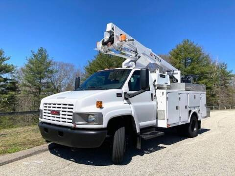 2006 GMC c-5500 for sale at Bay Road Truck in Rowley MA