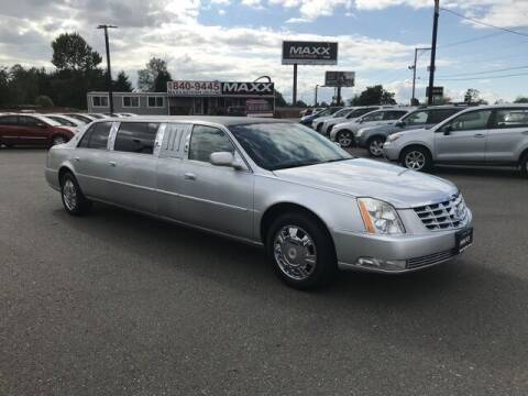 2010 Cadillac DTS Pro for sale at Maxx Autos Plus in Puyallup WA