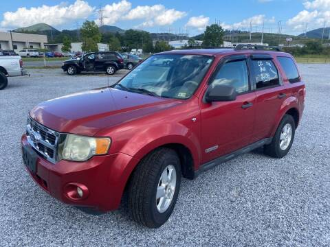 2008 Ford Escape for sale at Bailey's Auto Sales in Cloverdale VA