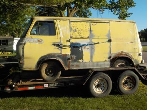 1960 Ford E-Series Cargo for sale at Classic Car Deals in Cadillac MI