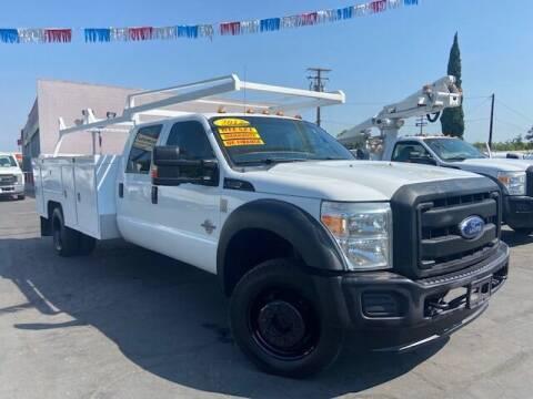 2012 Ford F-450 Super Duty for sale at Auto Wholesale Company in Santa Ana CA