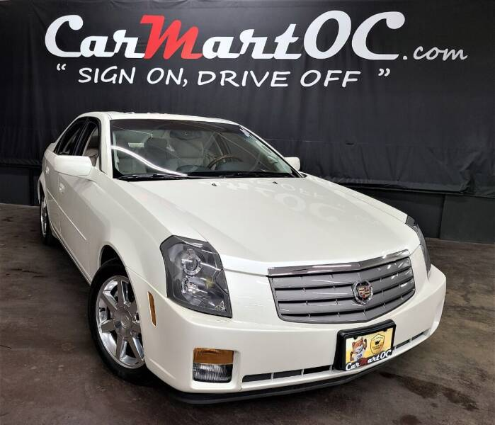 2005 Cadillac CTS for sale at CarMart OC in Costa Mesa, Orange County CA