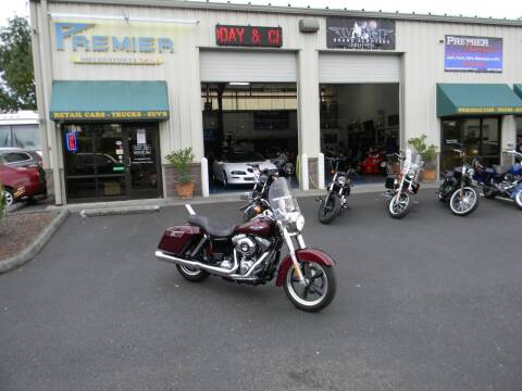 2015 Harley-Davidson Switchback for sale at PREMIER MOTORSPORTS in Vancouver WA