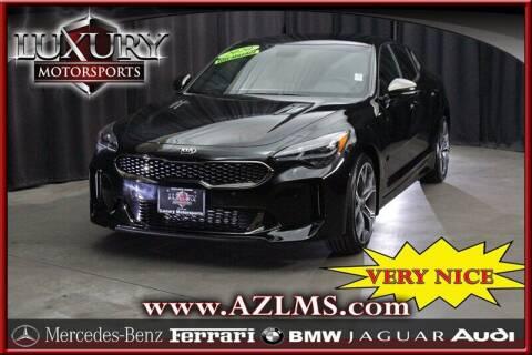2020 Kia Stinger for sale at Luxury Motorsports in Phoenix AZ