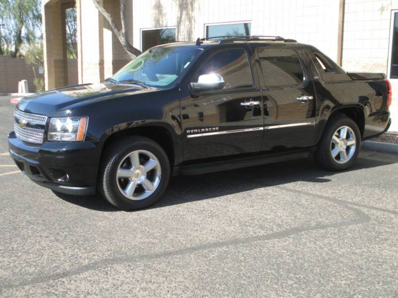 2011 Chevrolet Avalanche for sale at COPPER STATE MOTORSPORTS in Phoenix AZ