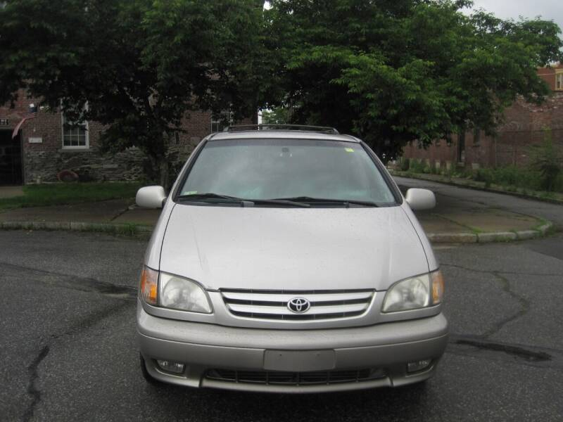 2003 Toyota Sienna for sale at EBN Auto Sales in Lowell MA
