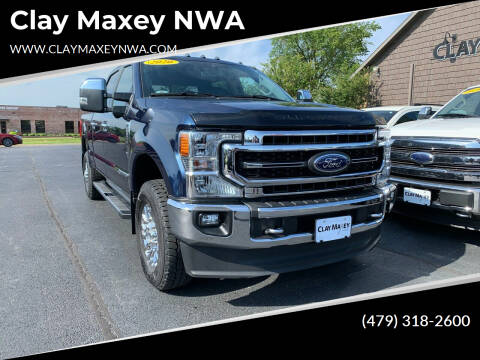 2020 Ford F-250 Super Duty for sale at Clay Maxey NWA in Springdale AR