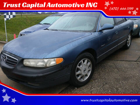 1998 Buick Regal for sale at Trust Capital Automotive Inc. in Covington GA