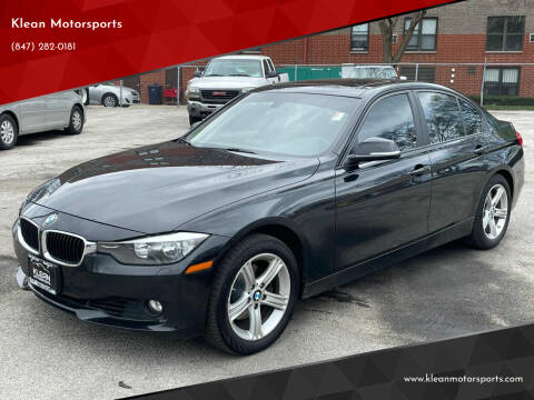 2013 BMW 3 Series for sale at Klean Motorsports in Skokie IL