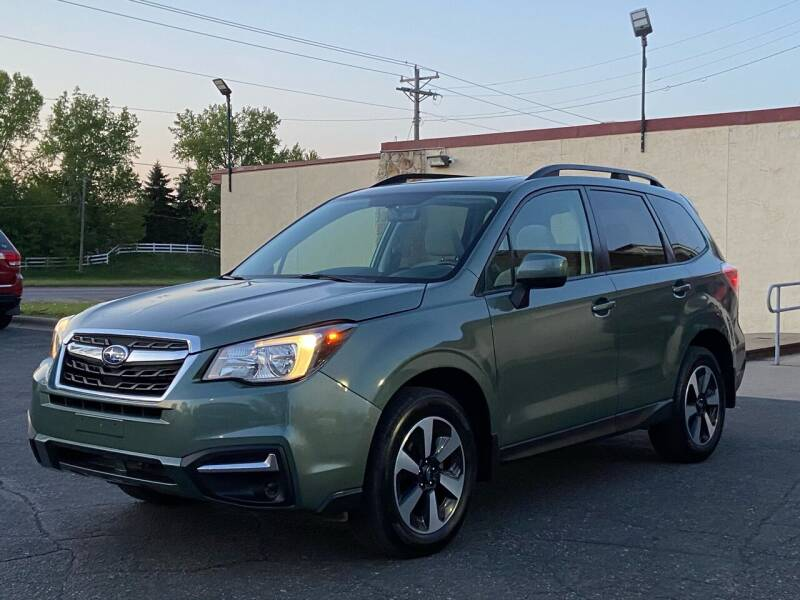2017 Subaru Forester for sale in Burnsville, MN