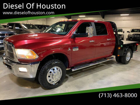 2012 RAM Ram Pickup 3500 for sale at Diesel Of Houston in Houston TX