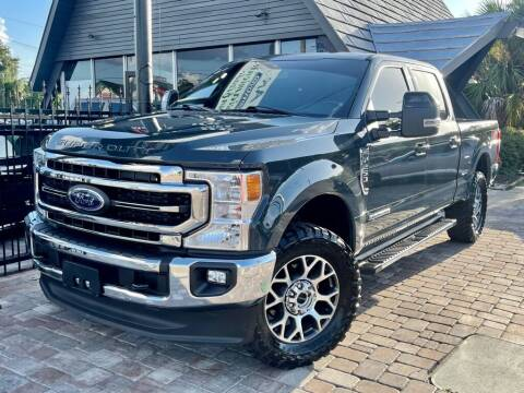 2021 Ford F-250 Super Duty for sale at Unique Motors of Tampa in Tampa FL