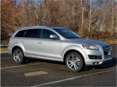 2014 Audi Q7 for sale at Elite 1 Auto Sales in Kennewick WA