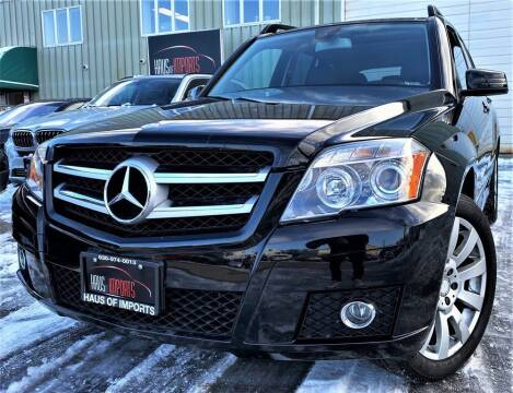 2012 Mercedes-Benz GLK for sale at Haus of Imports in Lemont IL
