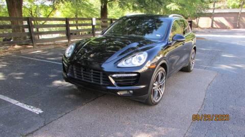 2013 Porsche Cayenne for sale at German Auto World LLC in Alpharetta GA