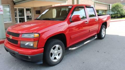 2010 Chevrolet Colorado for sale at NORCROSS MOTORSPORTS in Norcross GA