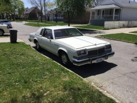 1977 Buick LeSabre for sale at Classic Car Deals in Cadillac MI