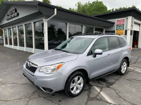 2015 Subaru Forester for sale at Prestige Pre - Owned Motors in New Windsor NY