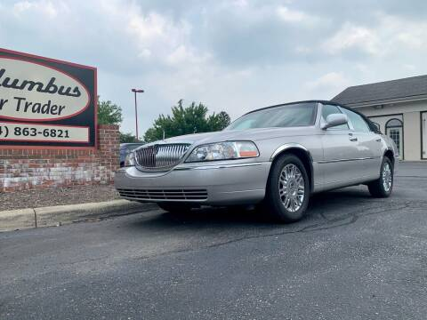 2009 Lincoln Town Car for sale at Columbus Car Trader in Reynoldsburg OH