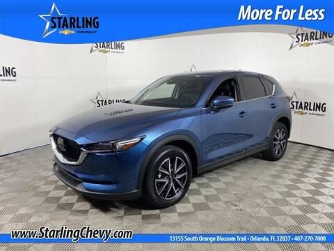 2018 Mazda CX-5 for sale at Pedro @ Starling Chevrolet in Orlando FL