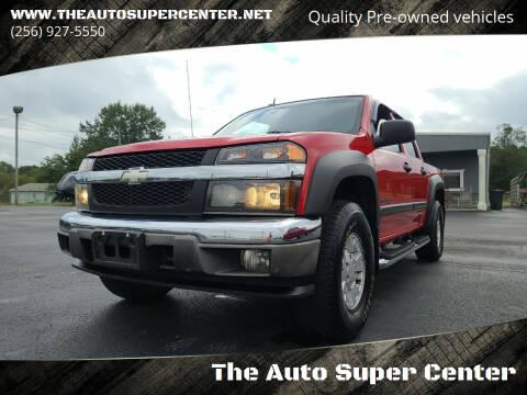 2005 Chevrolet Colorado for sale at The Auto Super Center in Centre AL