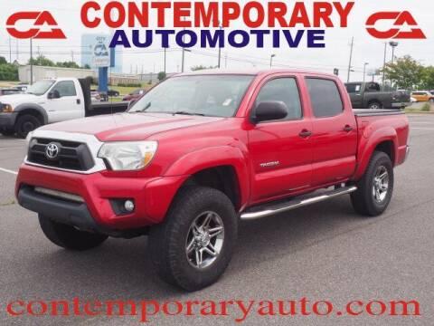 2014 Toyota Tacoma for sale at Contemporary Auto in Tuscaloosa AL