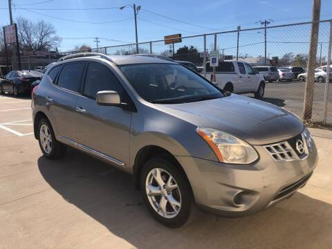 2011 Nissan Rogue for sale at D & M Vehicle LLC in Oklahoma City OK