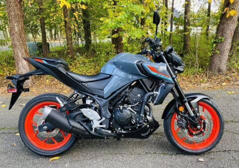 2021 Yamaha MT-03 for sale at Street Track n Trail in Conneaut Lake PA