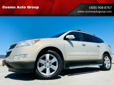 2011 Chevrolet Traverse for sale at Cosmo Auto Group in San Jose CA