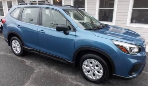2020 Subaru Forester for sale at Bachettis Auto Sales in Sheffield MA