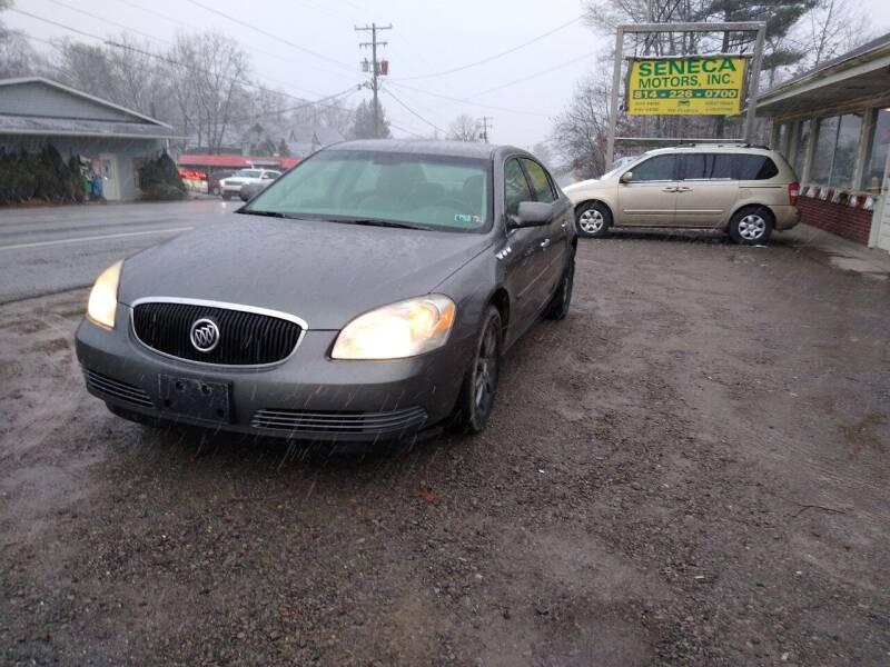2006 Buick Lucerne for sale at Seneca Motors, Inc. (Seneca PA) - SHIPPENVILLE, PA LOCATION in Shippenville PA