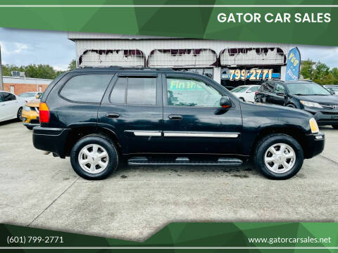 2005 GMC Envoy for sale at Gator Car Sales in Picayune MS