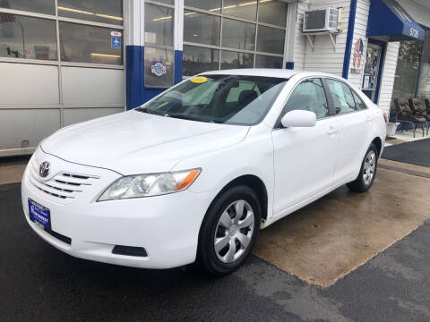 2009 Toyota Camry for sale at Jack E. Stewart's Northwest Auto Sales, Inc. in Chicago IL