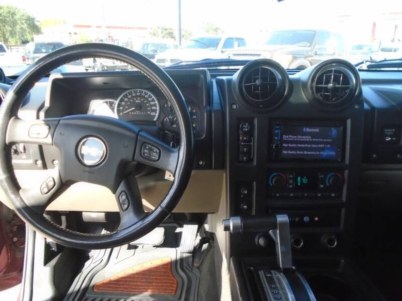 2006 HUMMER H2 4dr SUV 4WD - Houston TX