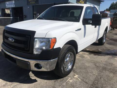 2014 Ford F-150 for sale at CAR VIPS ORLANDO LLC in Orlando FL
