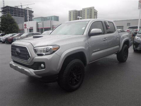 2018 Toyota Tacoma for sale at BEAMAN TOYOTA GMC BUICK in Nashville TN