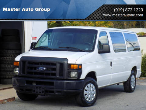 2013 Ford E-Series Cargo for sale at Master Auto Group in Raleigh NC