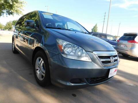 2007 Honda Odyssey for sale at AP Auto Brokers in Longmont CO