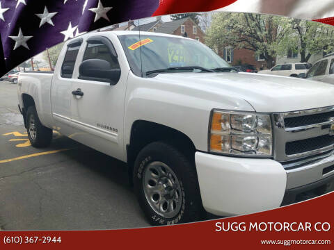 2011 Chevrolet Silverado 1500 for sale at Sugg Motorcar Co in Boyertown PA