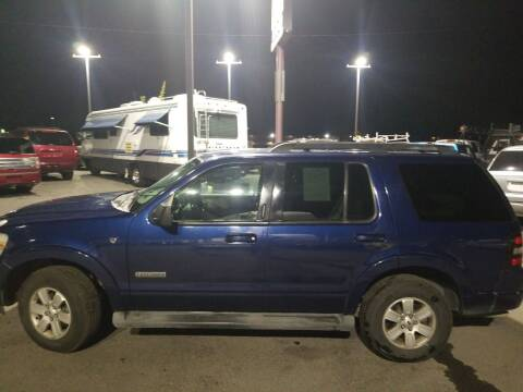 2008 Ford Explorer for sale at Freds Auto Sales LLC in Carson City NV