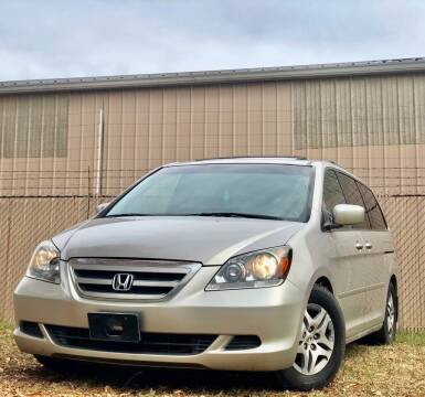 2006 Honda Odyssey for sale at Speed Auto Inc in Charlotte NC