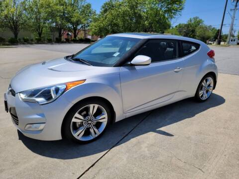 2013 Hyundai Veloster for sale at Triple A's Motors in Greensboro NC