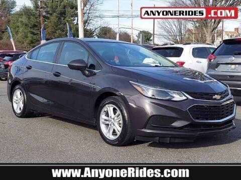 2017 Chevrolet Cruze for sale at ANYONERIDES.COM in Kingsville MD