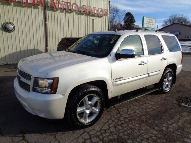 2008 Chevrolet Tahoe for sale at De Anda Auto Sales in Storm Lake IA