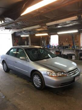 2002 Honda Accord for sale at Lavictoire Auto Sales in West Rutland VT
