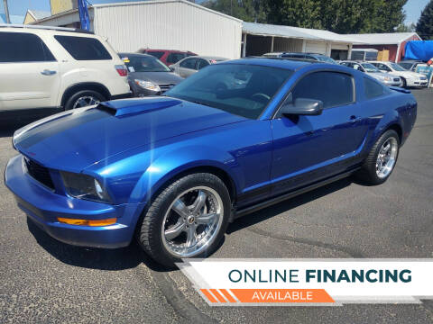 2007 Ford Mustang for sale at StarCity Motors LLC in Garden City ID