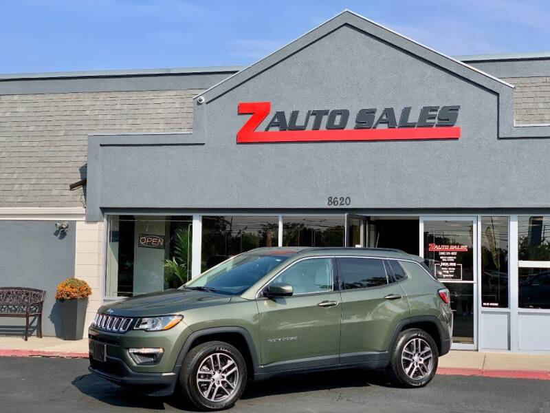 2017 Jeep Compass for sale at Z Auto Sales in Boise ID